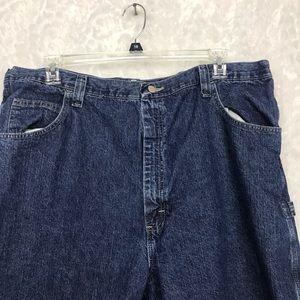 Wrangler Shorts - Wranglers carpenters jean cotton shorts  Sz 42